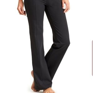 Athleta Black Yoga Pants Medium